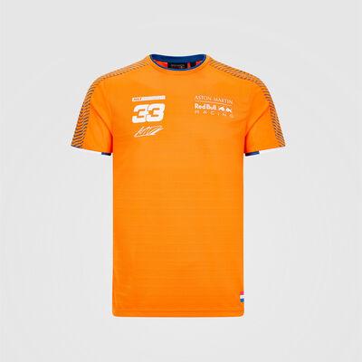 T-shirt de sport Max Verstappen