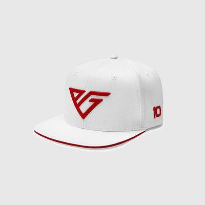 Pierre Gasly Logo Flatbrim Cap