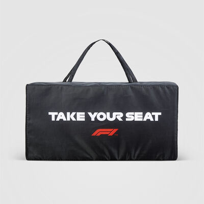 large Logo Seat Cushion
