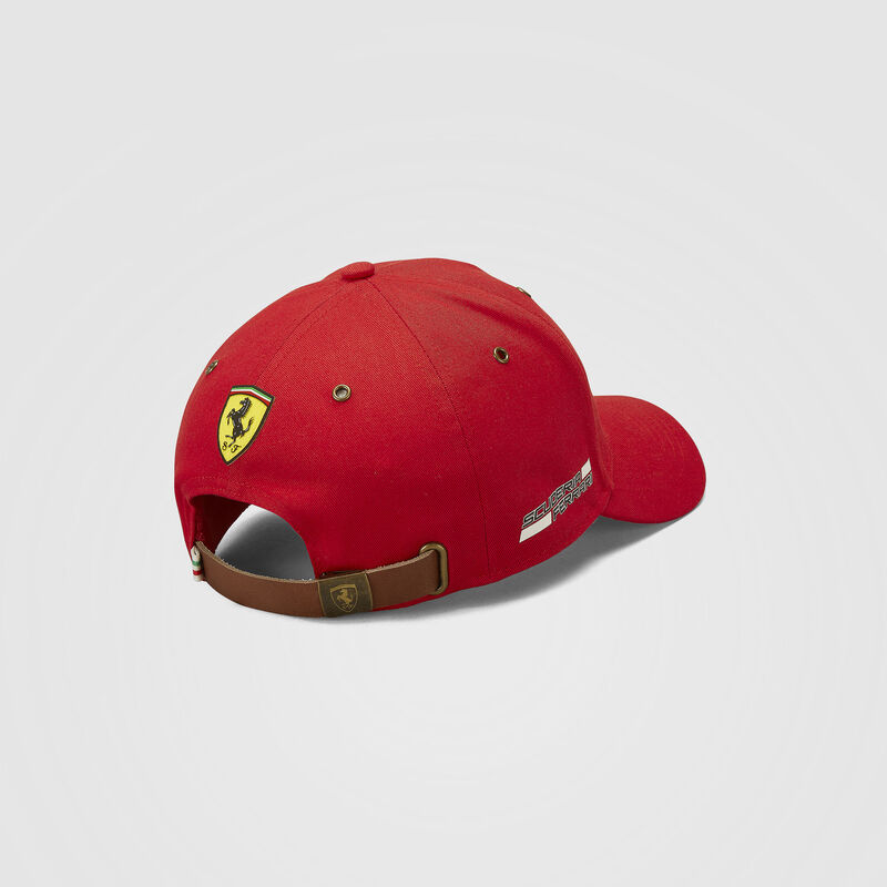 SF FW 1929 BASEBALL CAP - red