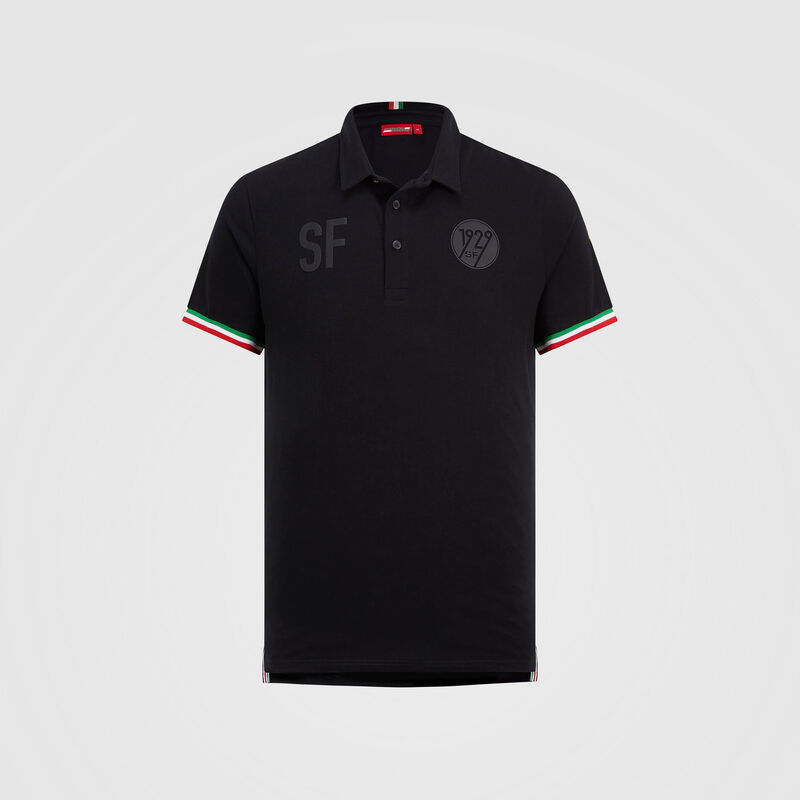 SF FW MENS 1929 POLO - black