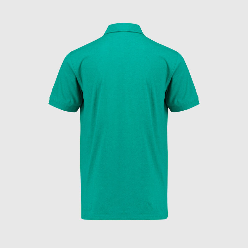 MAPM FW MENS MARL CLASSIC POLO - green