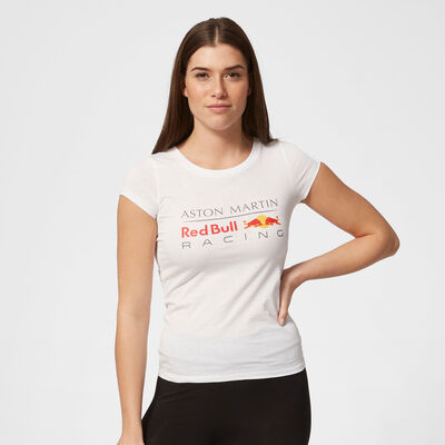 Dames Groot Logo T-Shirt