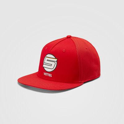 Sebastian Vettel Flat brim Cap