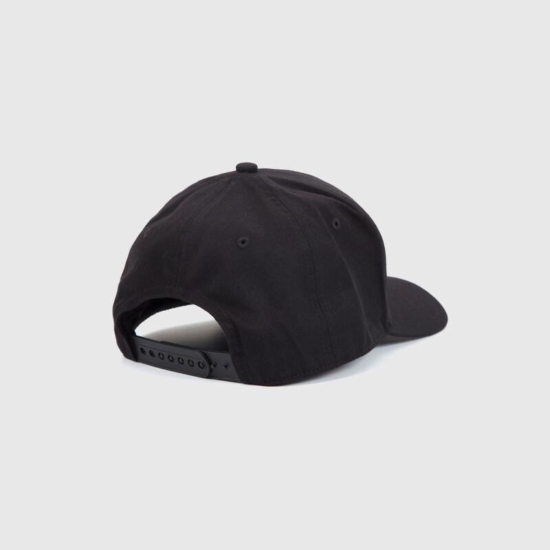 MAPM FW KIDS RACER CAP - black