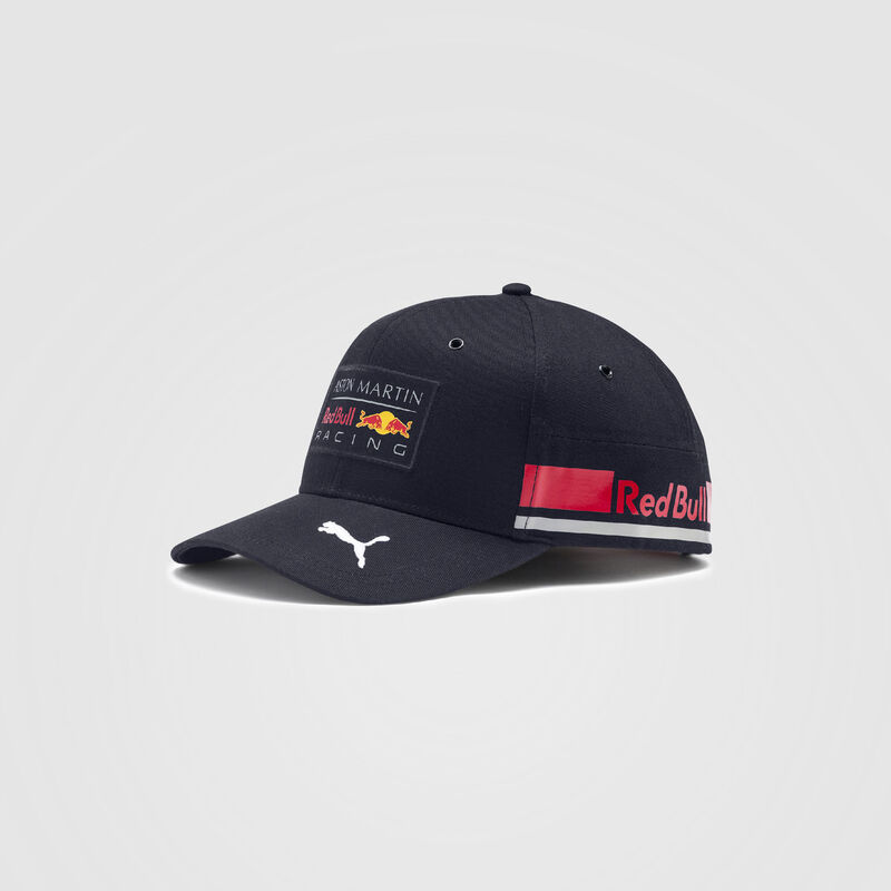 AMRBR RP TEAM GEAR BB CAP - navy