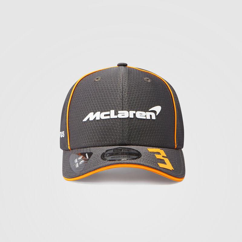 MCLAREN  REPLICA DRIVER RICCIARDO HEX ERA 940 CAP - Antracit