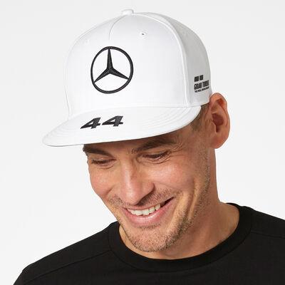Lewis Hamilton 2020 Team Flatbrim Cap