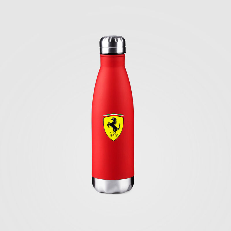 SF FW S/S WATER BOTTLE - red