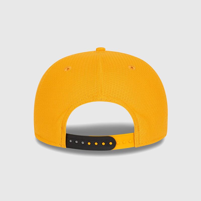 MCLAREN REPLICA TEAM HEX ERA 950SS KIDS CAP - orange