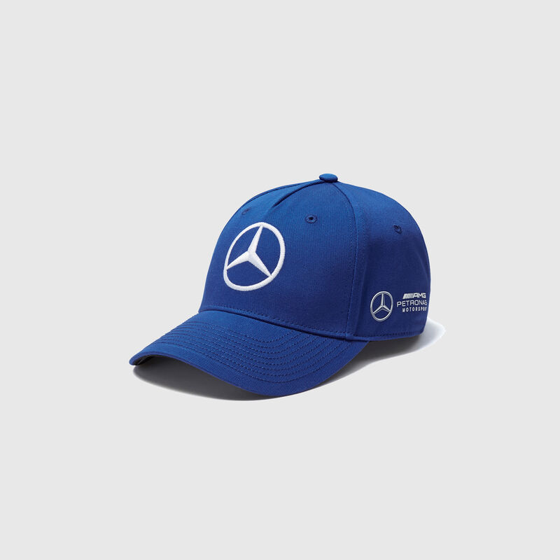 MAPM RP DRIVERS CAP BOTTAS (BASEBALL) - blue