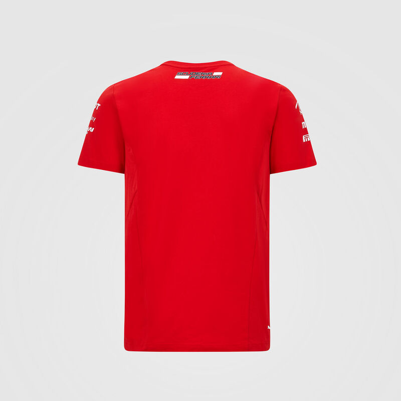 SF RP KIDS TEAM TEE - red
