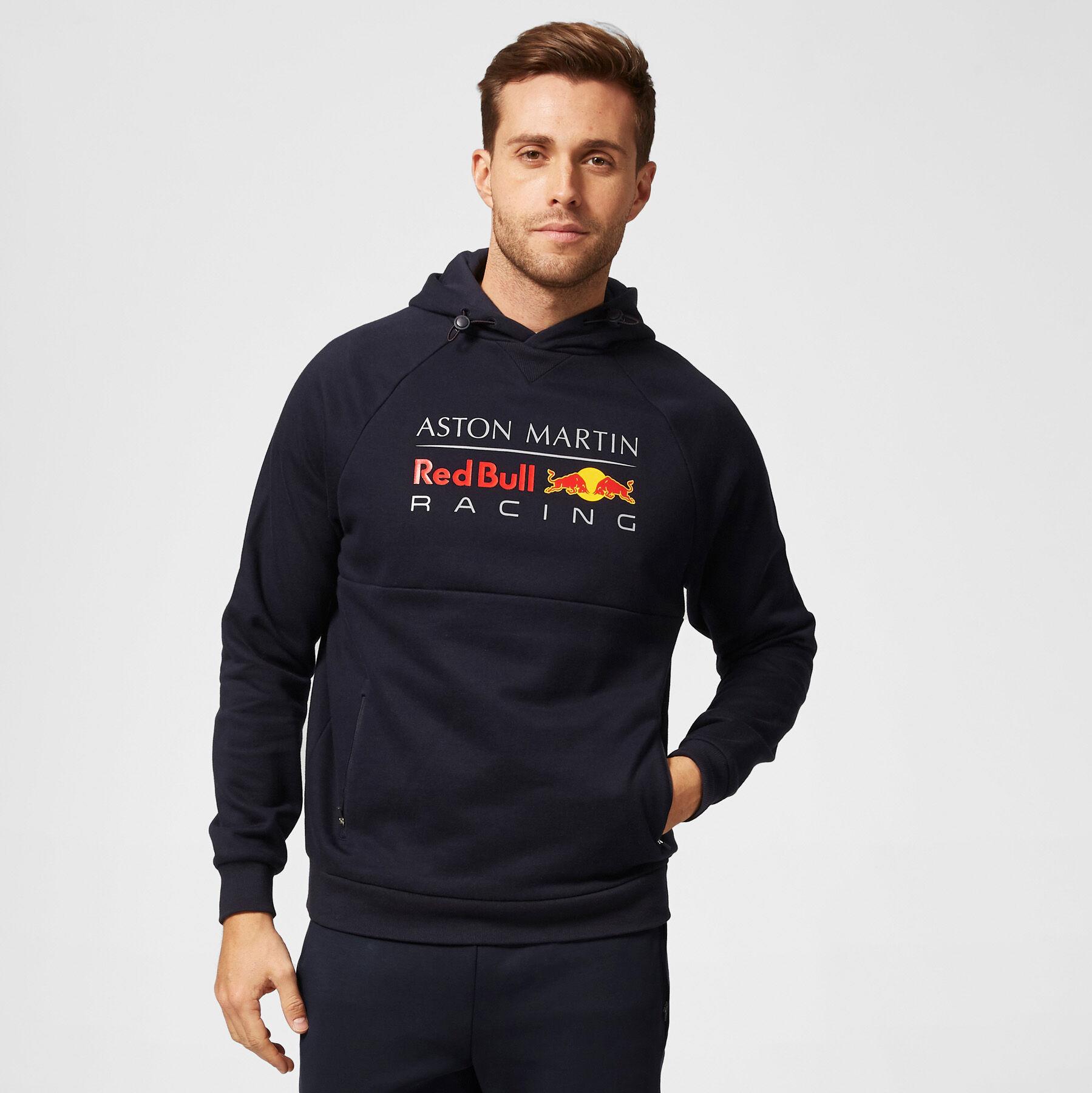 Sweatshirt à capuche - Aston Martin Red Bull