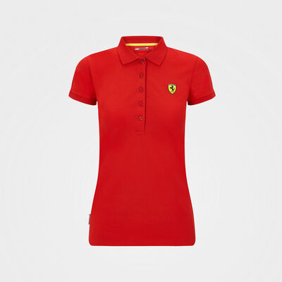 Dames Logo Polo