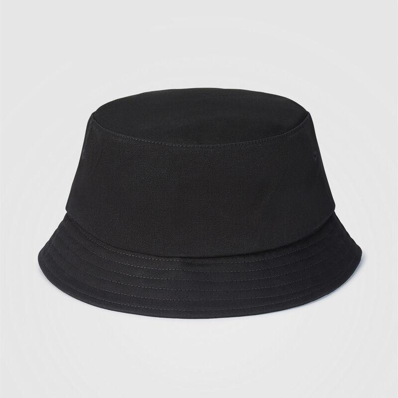 MAPM FW BUCKET HAT - black