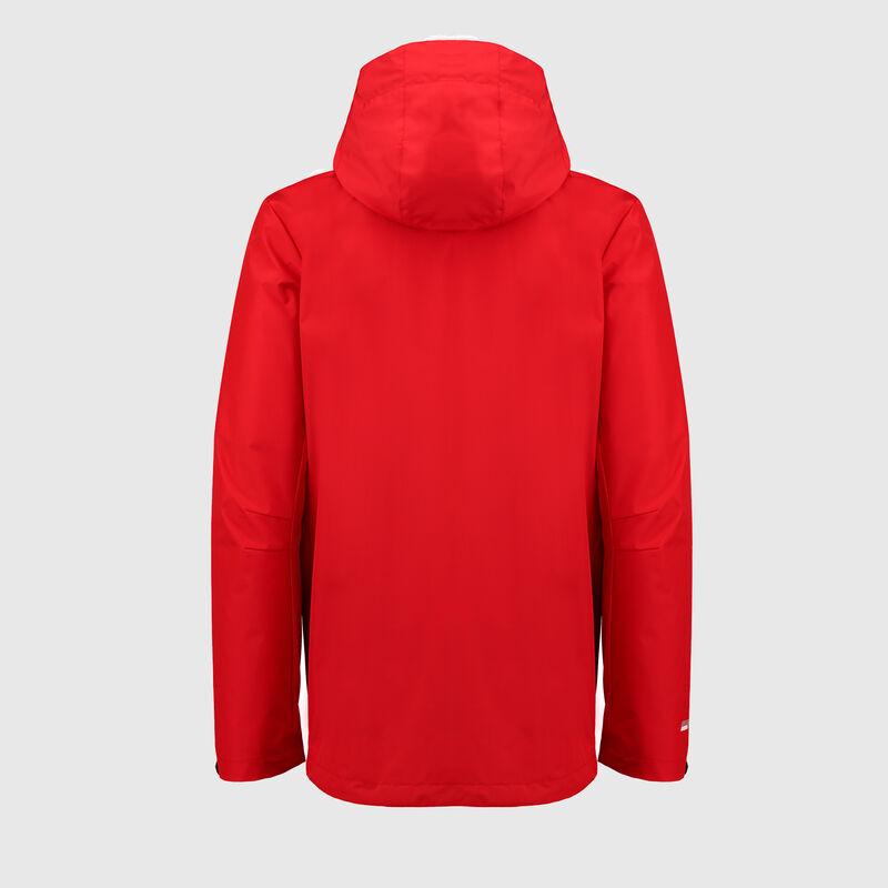 SF FW MENS RAIN JACKET - red