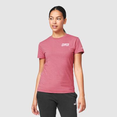 Womens Daniel Ricciardo Pink T-shirt