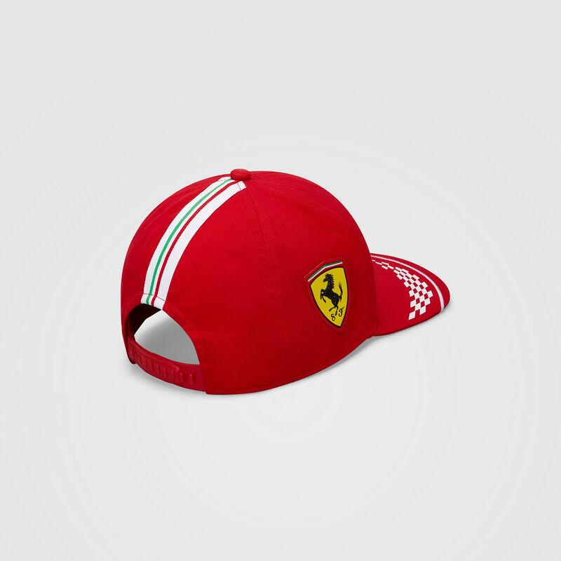 SF RP LECLERC LC CAP - red