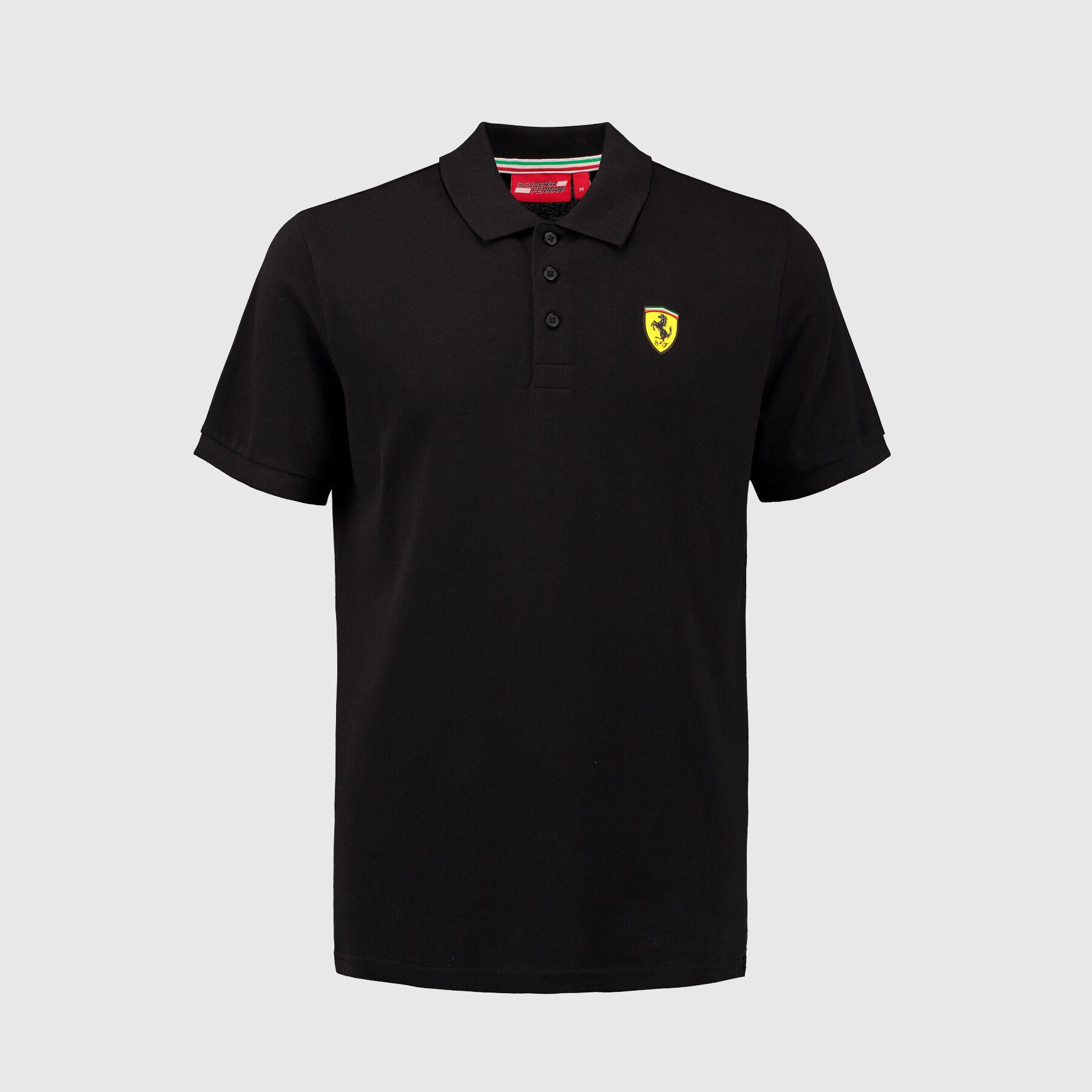 Scuderia Ferrari Polo Oficial Italia Rojo