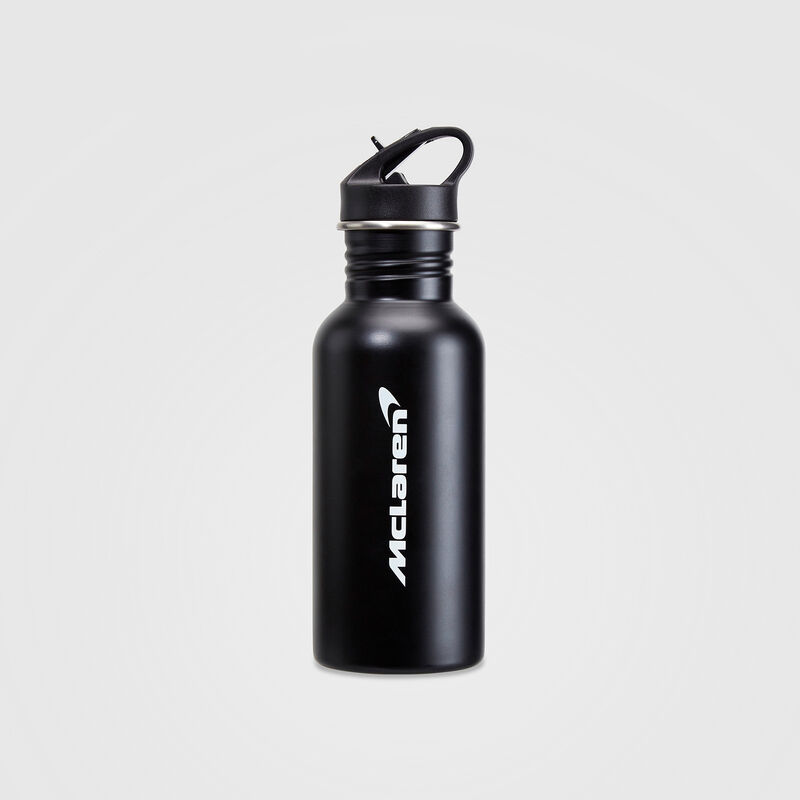 MCLAREN FW S/S SPORT BOTTLe - black