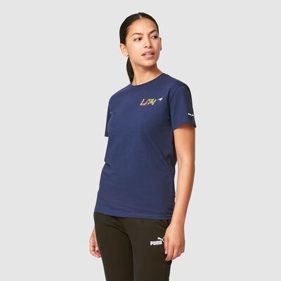Womens Lando Norris 4 British GP T-shirt