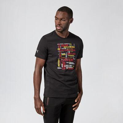 T-shirt graphique Puma Charles Leclerc