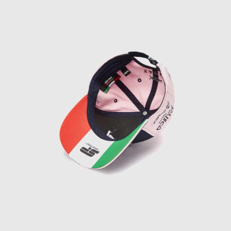 CHECO RP TEAM CAP - pink