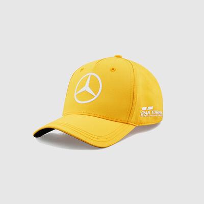 Lewis Hamilton 2020 Abu Dhabi GP Cap