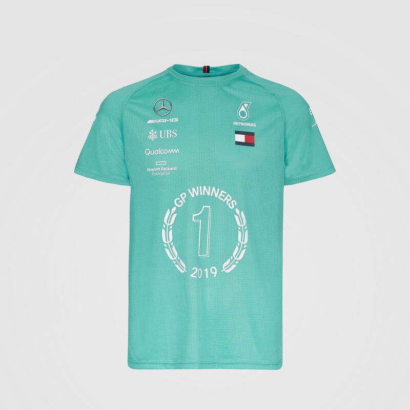 MAPM RP RACE WINNER TEE 2019 - green