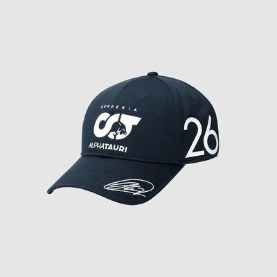 Daniil Kvyat 2020 Team Cap