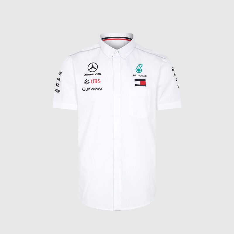 MAPM RP MENS TEAM SHIRT - white