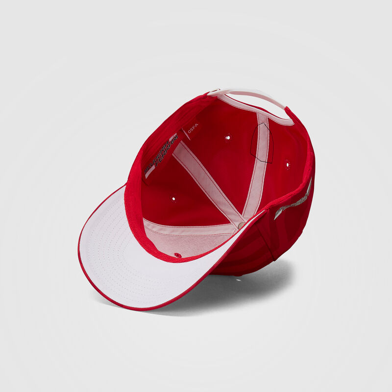 SF FW SE BB CAP MONZA - red