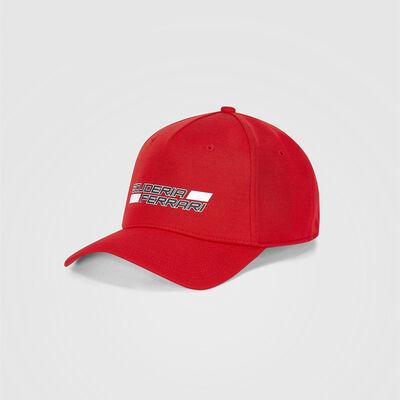 Kids Scuderia Logo Cap