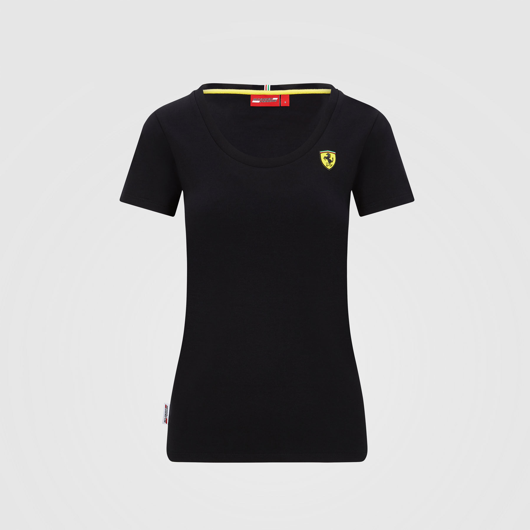 Ferrari Women T-Shirt Scudetto