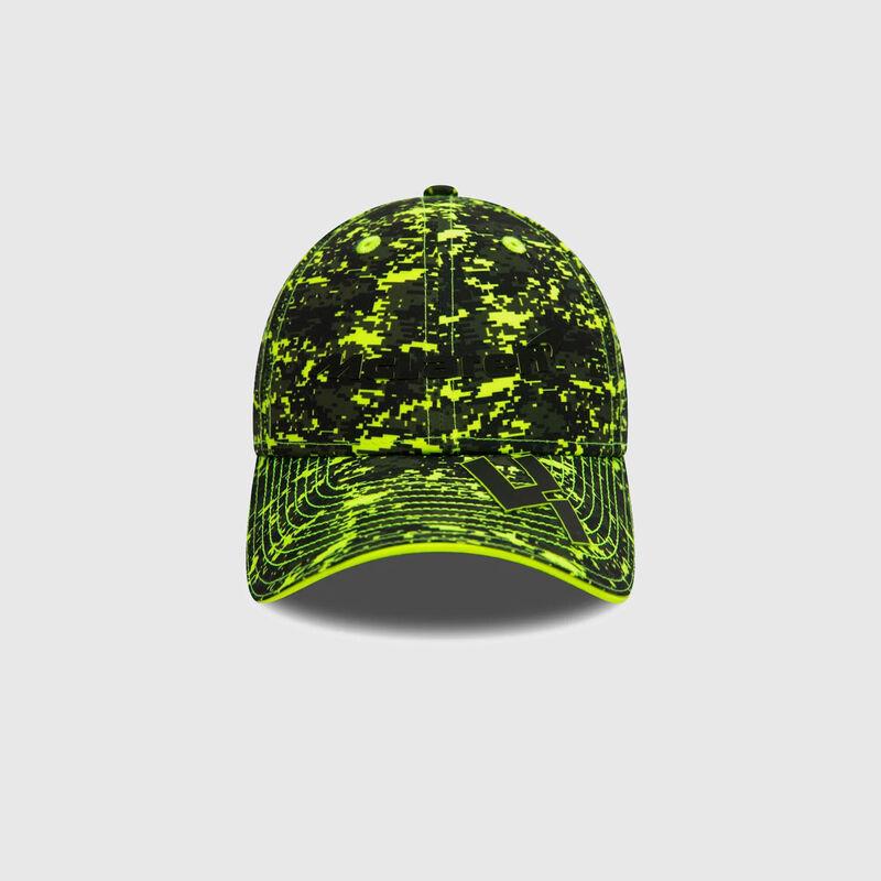 MCLAREN LANDO GLITCH 940 CAP - lime