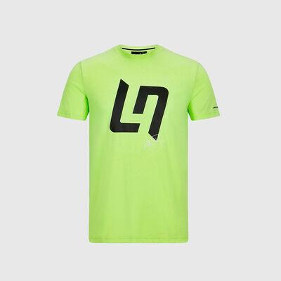 Lando Norris Neon T-Shirt