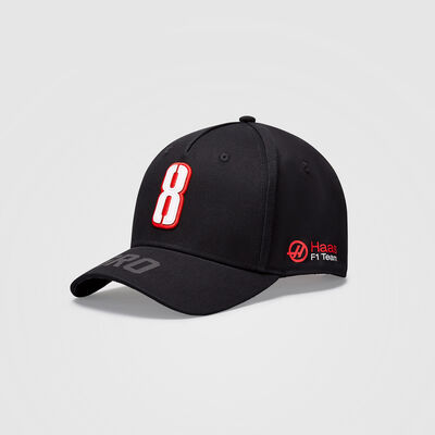 Romain Grosjean Fan Cap