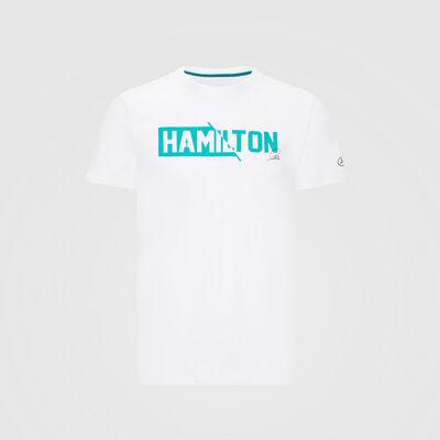 T-shirt Lewis Hamilton LH44
