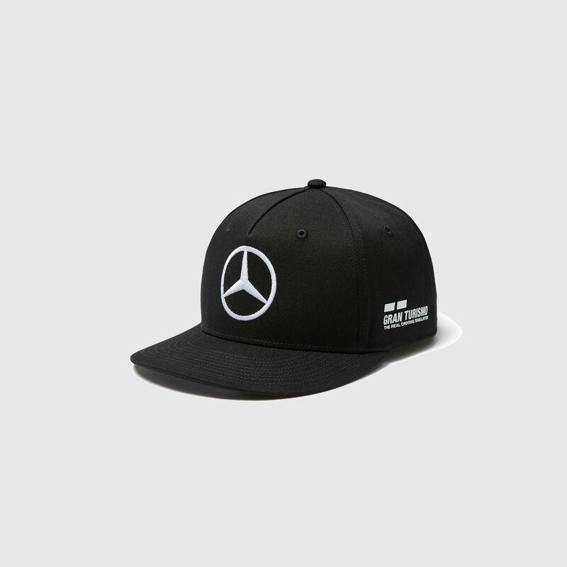 MAPM RP DRIVERS CAP HAMILTON (FLATBRIM) - black