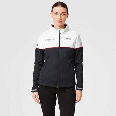 Womens Team Softshell Jacket