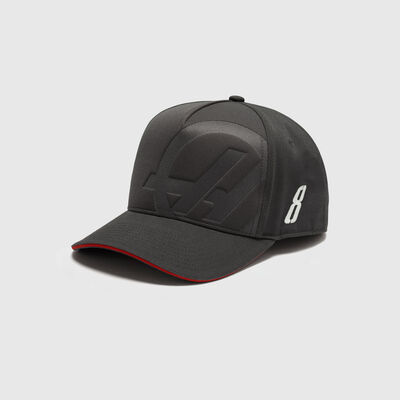 Romain Grosjean Fan Cap