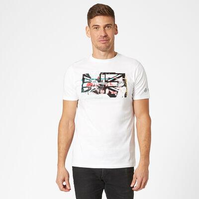 Lewis Hamilton Graphic T-Shirt