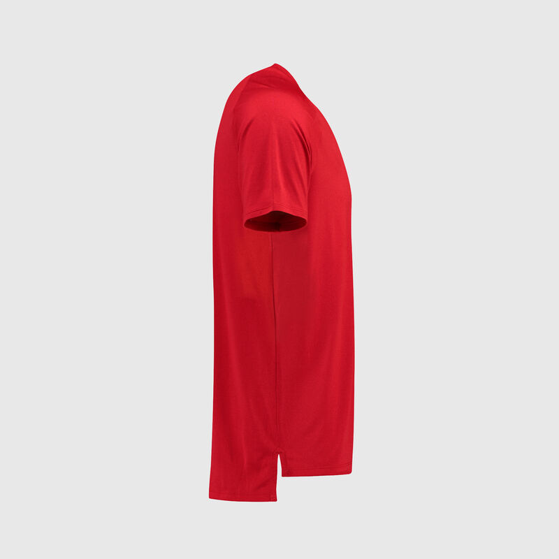 SF FW MENS S/S MIDLAYER - red