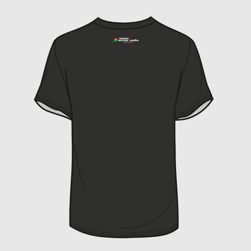 SFI MENS FAN T-SHIRT - SLN - black