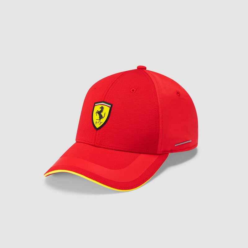 SF PU FW TECH CAP - red