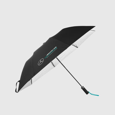 Compact Logo Umbrella