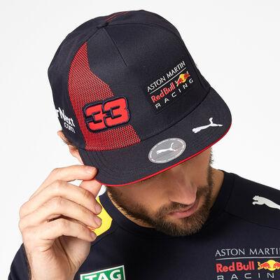 Berretto a visiera piatta Team Max Verstappen 2020