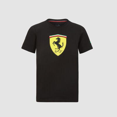 Kids Puma Large Scudetto T-Shirt