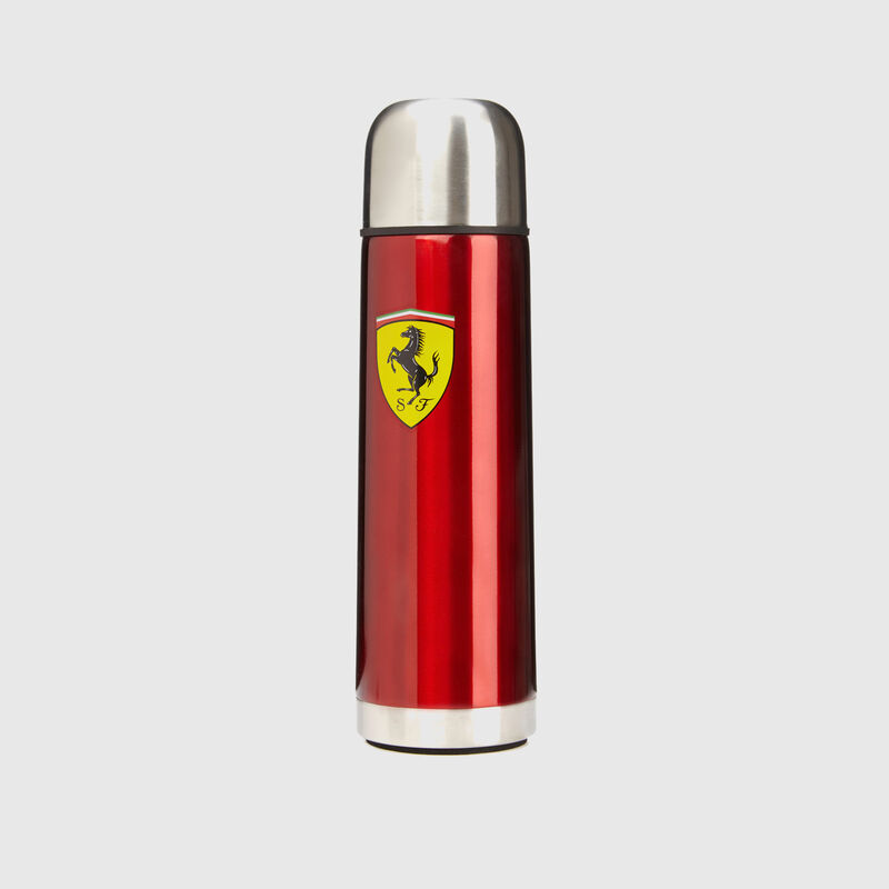 SF FW THERMAL FLASK - red