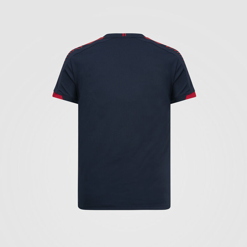AMRBR FW MENS SEASONAL TEE  - navy